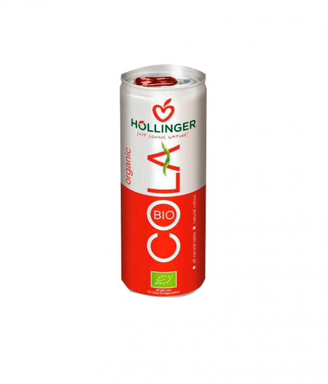 Refresco Hollinger Cola/Limón/Naranja